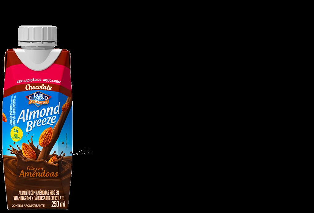 Almond Breeze Chocolate Zero Açúcar 250ml