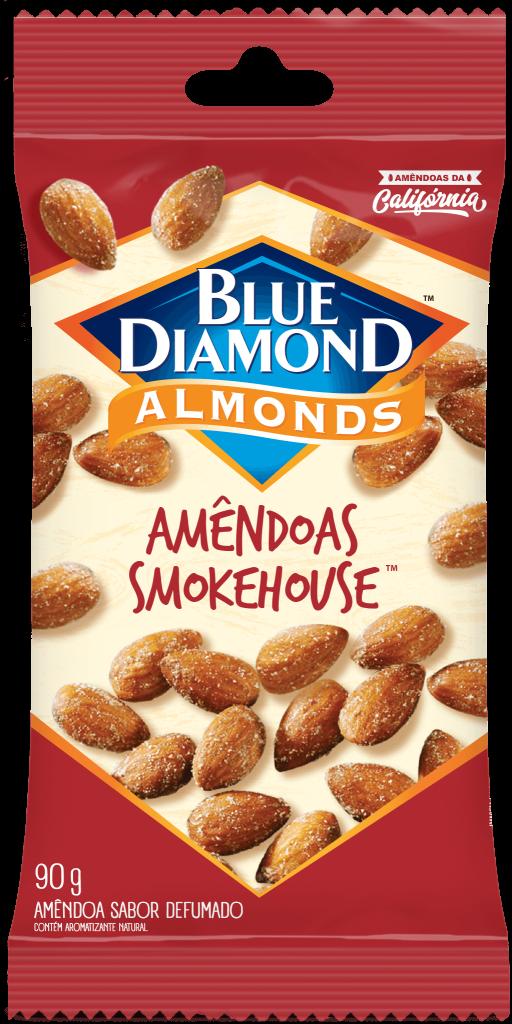 Amêndoas Smokehouse 30g / 90g