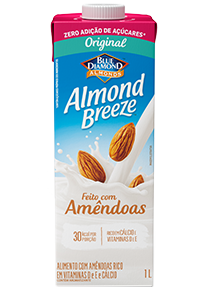 Almond Breeze Original Zero Açúcar