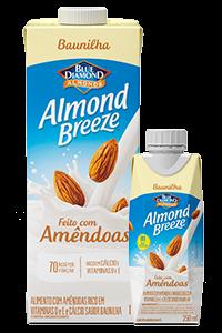 Almond Breeze Baunilha