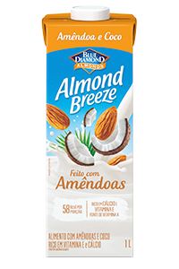 Almond Breeze Amêndoas e Coco
